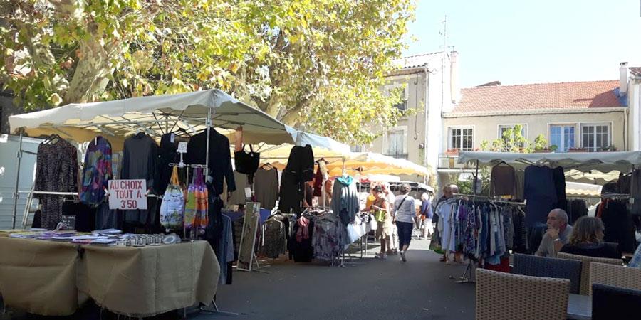 Marché de Tourbes